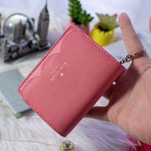 NEW Kate Spade Pink Piper Magnolia Street Wallet